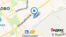Алешка на карте