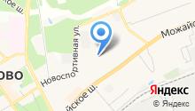"""Изостудия """"Ультрамарин"""" - Изостудия на карте"""