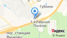 АЗС ЛУКОЙЛ на карте