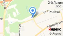 Гроян-Рус на карте