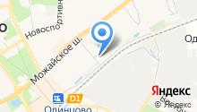 Детская библиотека №1 на карте
