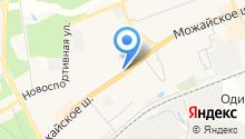 Колбасы Мордовии на карте