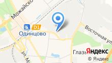 Одинцовская электросеть на карте
