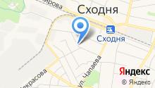 ЖЭУ, ЗАО на карте