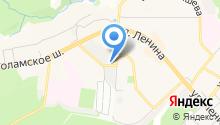 Glarex Nord West на карте