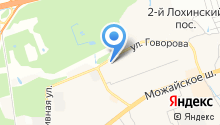 Автостройсервис-ЖС на карте