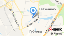 Российский Федеральный центр судебной экспертизы на карте