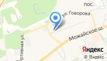 Одинцовский центр эстетического воспитания на карте