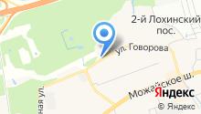 МарСпорт на карте