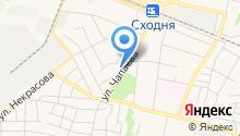Детский сад №4 на карте