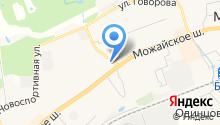 Диоланд Стройсервис на карте