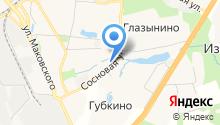 ОдинРеалти на карте
