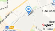 Автобай на карте