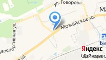 МакАвто на карте