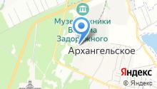 Ильинка-авто на карте