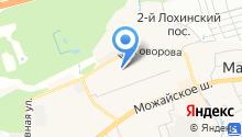 Подольский оконный завод на карте