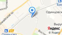 Ланкс на карте