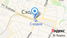 StrategShop на карте
