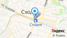 Kseniya Siroshtan на карте