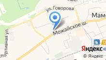 Мясницкий ряд на карте