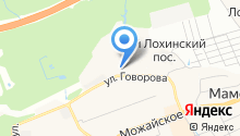 Микрорайон-Сервис на карте