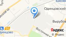 Межрегиональная трансформаторная корпорация на карте