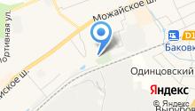 Одинцовский спортивный центр на карте