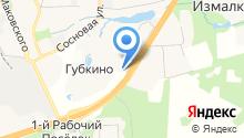 EVA YOGA на карте