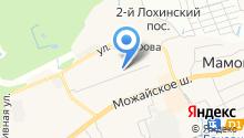 Магазин сумок на бульваре Маршала Крылова на карте
