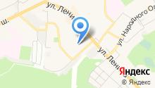 Аудиторское бюро Шахановой М.А. на карте