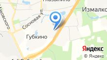 Бест-Новострой на карте