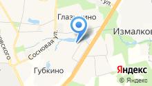 Маэстро на карте