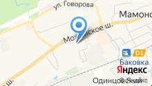 ИНТЕРФИЛЬТР на карте