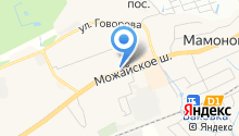 Chernoff на карте