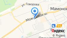 Green Clinic на карте