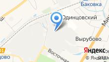 СТО ТРАК на карте