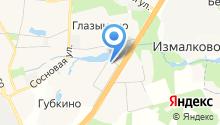 Мастерская интерьеров Иванны Дегтяренко на карте
