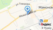 Гео-Тайм на карте