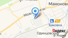 Русская косметика на карте