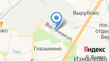 ЛюксСтройГрупп на карте