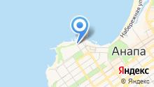 Адмирал на карте