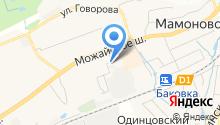Коммунальный сервис - Одинцово - Замена и ремонт труб в Одинцово на карте