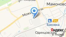 Банкомат, Юникредит банк на карте
