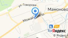 МагНадо на карте