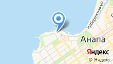 Атлантида на карте