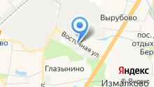 Торговая Шинная компания на карте