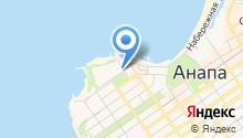 Анапская торгово-промышленная палата на карте