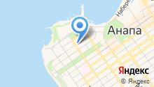 Клуб аэробики на карте