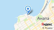 Альфа-Тур на карте