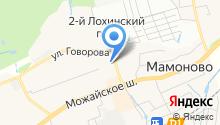 Гимназия на карте